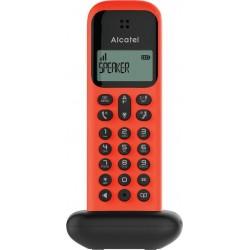 Ασύρματο Τηλέφωνο Alcatel D285 Κόκκινο