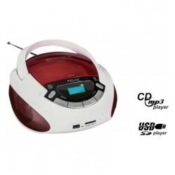 FCD-3917 FELIX ΦΟΡΗΤΟ ΡΑΔΙΟ -CD/MP3/USB
