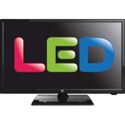 FL24104 LED TV 24'' F&U ΜΑΥΡΗ