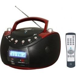 RCD9038 F&U ΦΟΡΗΤΟ RCD ΜΕ ΒΤ USB/MP3