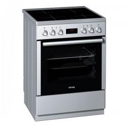 Κεραμική Κουζίνα Korting KEC67320AX
