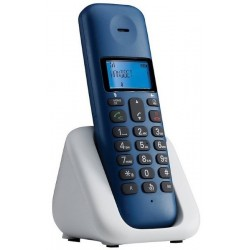 T301 ROYAL BLUE MOTOROLA DECT ΤΗΛΕΦΩΝΟ