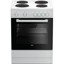 Beko Ηλεκτρική Κουζίνα FSS 66003 GW