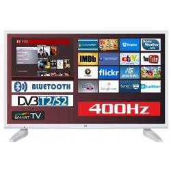 FLS43285WH F&U TV LED SMART ΛΕΥΚΗ