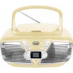 CMP562/CR TREVI ΦΟΡΗΤΟ ΡΑΔΙΟ CD/MP3/USB