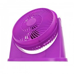 Primo Ανεμιστήρας Box Fan 15655C Purple 35Watt 20cm