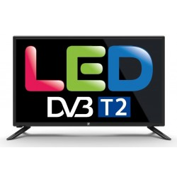 FL28107 F&U TV LED 28''