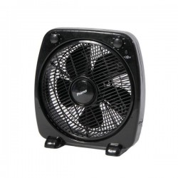 Primo Ανεμιστήρας Box Fan 15665 Black 45Watt 30cm
