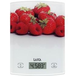 KS1029 LAICA ΗΛ.ΖΥΓΑΡΙΑ ΚΟΥΖΙΝΑΣ Red Fruits