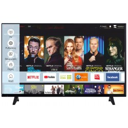 FLS55202 F&U TV LED SMART 55''
