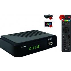 MPF3473HU F&U ΔΕΚΤΗΣ DVB-T2 H265