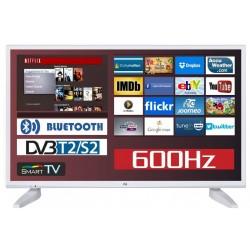 F&U FLS43286WH TV 43'' SMART ΛΕΥΚΗ