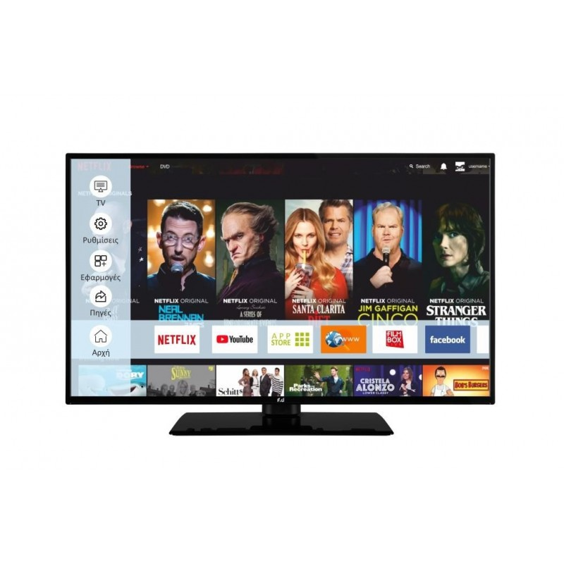 FL2D5005UH F&U TV LED 50'' 4K/UHD
