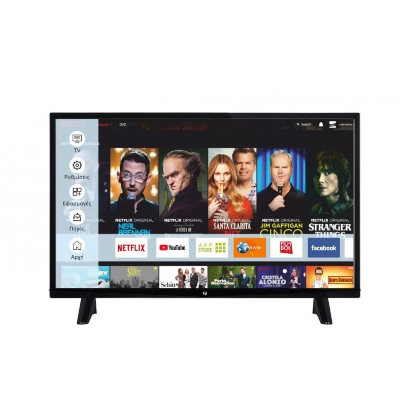 FLS39202 TV F&U 39'' LED FULL HD SMART