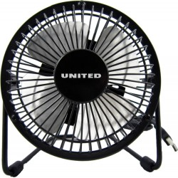 UMF685 UNITED ΑΝΕΜΙΣΤΗΡΑΣ ΜΙΝΙ 4'' USB