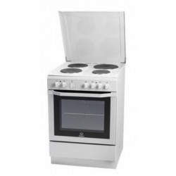 Indesit I6EMH2A(W)/GR Εμαγιέ Κουζίνα