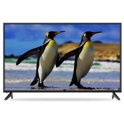 F&U TV LED FL42104 ΜΑΥΡΗ