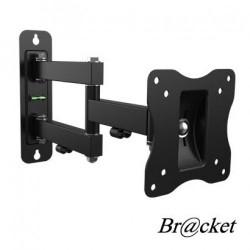 "Bracket ΒΑΣΗ LCD1010-2 με διπλό μπράτσο για τηλεοράσεις τύπου LCD 10""εως 23"""