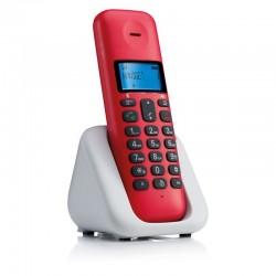 Motorola T301 Cherry Ασύρματο τηλέφωνο