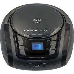 BMBUB3 CRYSTAL AUDIO ΡΑΔΙΟ BT/CD/MP3/FM/USB