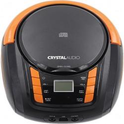 BMBU2KO CRYSTAL AUDIO ΡΑΔΙΟ CD/MP3/FM/USB