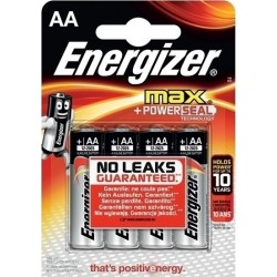AA-LR06 F016598 ENERGIZER POWERSEAL ΜΠΑΤΑΡΙΑ